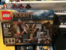 Lego Set 79011 The Hobbit Dol Guldur Ambush 217 Pieces 3 Minifigs Complete