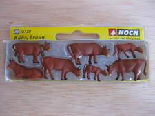 HO - Noch - ref.15720 - Vacas marrones