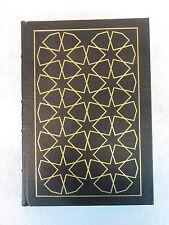 Washington Irving THE ALHAMBRA 1978 Easton Press Leather LIMA de FREITAS Illusts