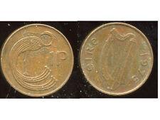 IRLANDE  1 penny 1975