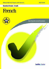 French Credit SQA Past Papers (Official Sqa Past Paper), , Used; Very Good Book
