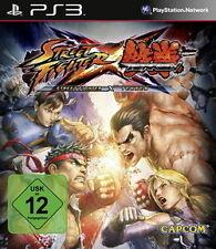Sony PS3 Playstation 3 Spiel ***** Street Fighter X Tekken * 10 *********NEU*NEW