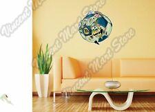 "Zombie Soccer Ball Football Halloween Wall Sticker Room Interior Decor 22"""