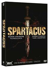 Spartacus Komplette Box inkl. War of the Damned - DVD - Uncut