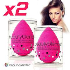 2x The Original Beauty blender Sponges Flawless Foundation Make Up Applicator