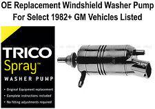 Rear Windshield / Wiper Washer Fluid Pump Trico Spray 11517 / 11-517