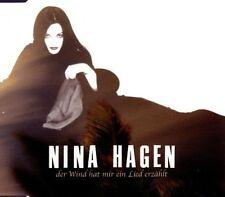 Nina Hagen Der Wind hat mir ein Lied erzählt (2000) [Maxi-CD]