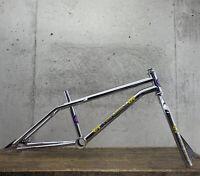 1984 GT Pro Performer Frame Fork Old School BMX Freestyle