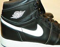 Size 6.5y Nike Air Jordan 1 Retro High Yin Yang Black/White 575441-011