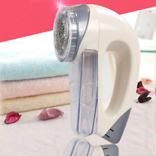 Portable Clothes Lint Pill Fluff Remover Sweater Shaver Trimmer Operated Battery