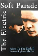 ELECTRIC SOFT PARADE POSTER SILENT TO THE DARK II