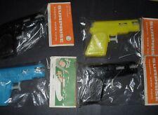 Vintage Surprise Water Pistols Hong Kong NOS (4) #224