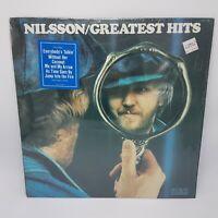 NILSSON - Greatest Hits RCA AFL1-2798 RARE NM LP SHRINK & HYPE STICKER