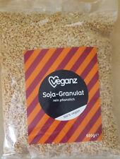 Veganz Soja-Granulat rein pflanzlich 500g MHD 20.01.2022 OVP