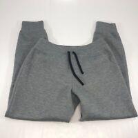32 Degree Heat Grey Sweat Pants Joggers Elastic Waist Size Small