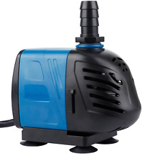 New listing Submersible/Inline Water Pump for Pond Pool Fountain Aquamarine Fish Tank 400Gph