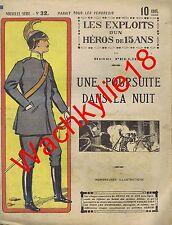 Les exploits  d'un héros de 15 ans - 1914-1918 - ww1 - n°32 Dragon italien