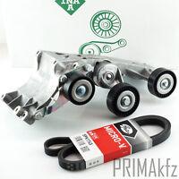 INA Riemenspanner + GATES 5PK1745 Mercedes A- B-Klasse W169 W245 2.0
