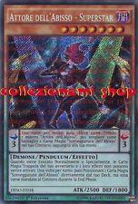 DESO-IT018 ATTORE DELL'ABISSO - SUPERSTAR - RARA SEGRETA - ITALIANO
