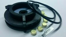 Revox Nab Adapter Rubber O RING and PUCS Delux Gold O ring Kit