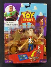 Disney Toy Story Knock Down Woody Action Figure Original Thinkway Toys 1995 NEW