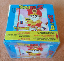 Panini  Dragon Ball Z Boite Box /  neuve blister . new sealed