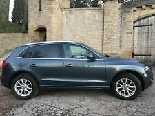 AUDI Q5 2.0 SE TDI SAT NAV FSH JUST SERVICED IMMACULATE CLEAR HPI AND MOT'S