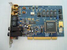 Professional PC PCI Soundkarte RME DIGI 96/8 PST 24Bit / 96kHz