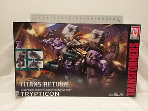 Transformers Titians Return Trypticon Hasbro Factory 🏭 Sealed