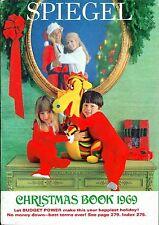 SPIEGEL  1969 CHRISTMAS BOOK Catalog  SPIEGELS  WISHBOOK '69