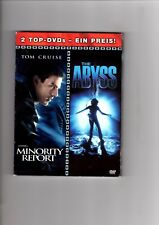 Minority Report / The Abyss / 2-DVD`s / DVD 21812