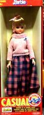 Barbie Doll Takara Japan Casual 1984 NRFB Vintage Skirt Sweater High School Girl