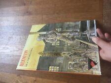 ALBUM  BD HERMANN on a tue wild bill eo 1999 dupuis aire libre + 8 pages suppl
