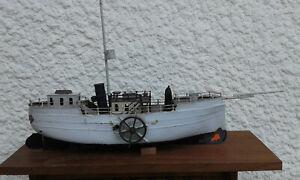 Ancien bateau de bassin mécanique Bing - Carette ?
