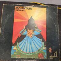 Record Album Mountain Climbing! LP VG