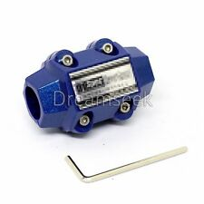 Super Magnetic Gas Oil Fuel Saver Improve Engine Performance for Truck Car Blue