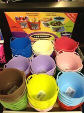 Set Of 4 TubTrugs Minis 300ml -ideal for party/wedding favours, sweets multi use