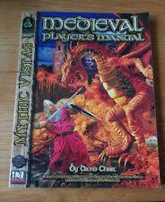 Age Players Manual-Mythic Vistas GREEN RONIN d20 RPG OGL 3.5 DND d&d Poo