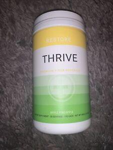 Thrive Restore Apple/pineapple Detox Powder Months Supply