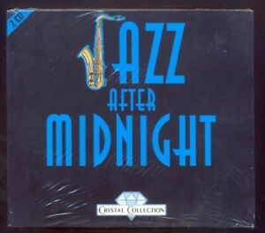 JAZZ AFTER MIDNIGHT - Cristal collection - 2 CD