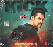 KICK - BRAND NEW BOLLYWOOD SOUND TRACK CD - FREE UK POST