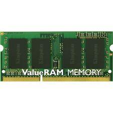 Kingston Value RAM 4GB 1333MHz PC3-10600 DDR3 Non-ECC CL9 SODIMM SR X8 Notebook