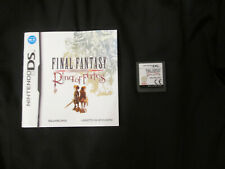 DS : FINAL FANTASY CRYSTAL CHRONICLES : RING OF FATES ! CONSEGNA IN 24/48H