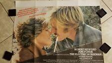 The Electric Horseman  movie poster - Jane Fonda, Robert Redford