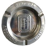 Madeira Aromatic Mixture Carter Hall Vintage Tin Ashtrays (2) Tobacciana