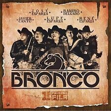 CD + DVD - Bronco Primera Fila 889854103125 (Sony Music)  FAST SHIPPING !