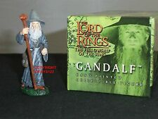 BRITAINS 40451 LORD OF THE RINGS FILM MOVIE GANDALF METAL CHARACTER FIGURE