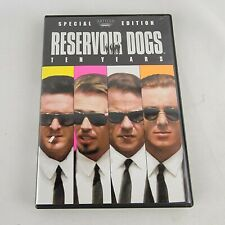 Reservoir Dogs Ten Years Special Edition Dvd