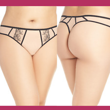 Elomi Imogen Thong Panties EL8487
