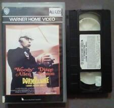 VHS FILM Ita Commedia IL DORMIGLIONE(Dormi Ancora Mike!) woody no dvd(VH50)